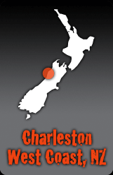 Charleston, West Coast, NZ